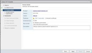 VMware-VDP6-Install-001