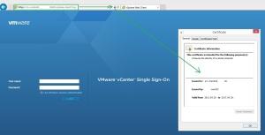 vSphere 6 Change SSL Cert