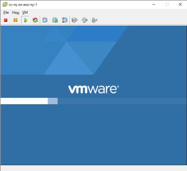 rebooting_vcenter_server