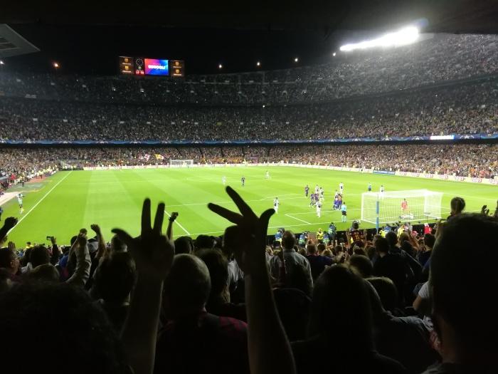FC Barcelon vs. Juventus