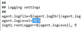 Change_vROps_Agent_log_level_001