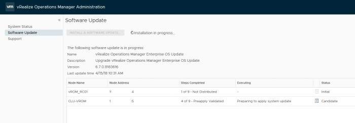 vRealize_6.7_010_Install_OS_Upgrade_MOD