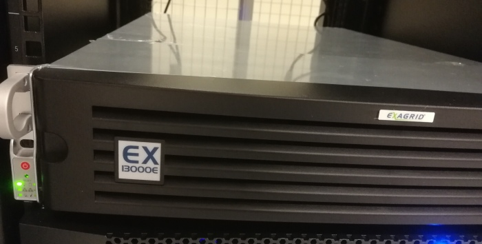 Complete ExaGrid EX13000E