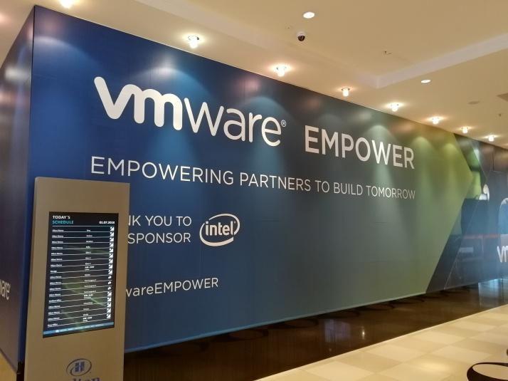 VMware EMPOWER